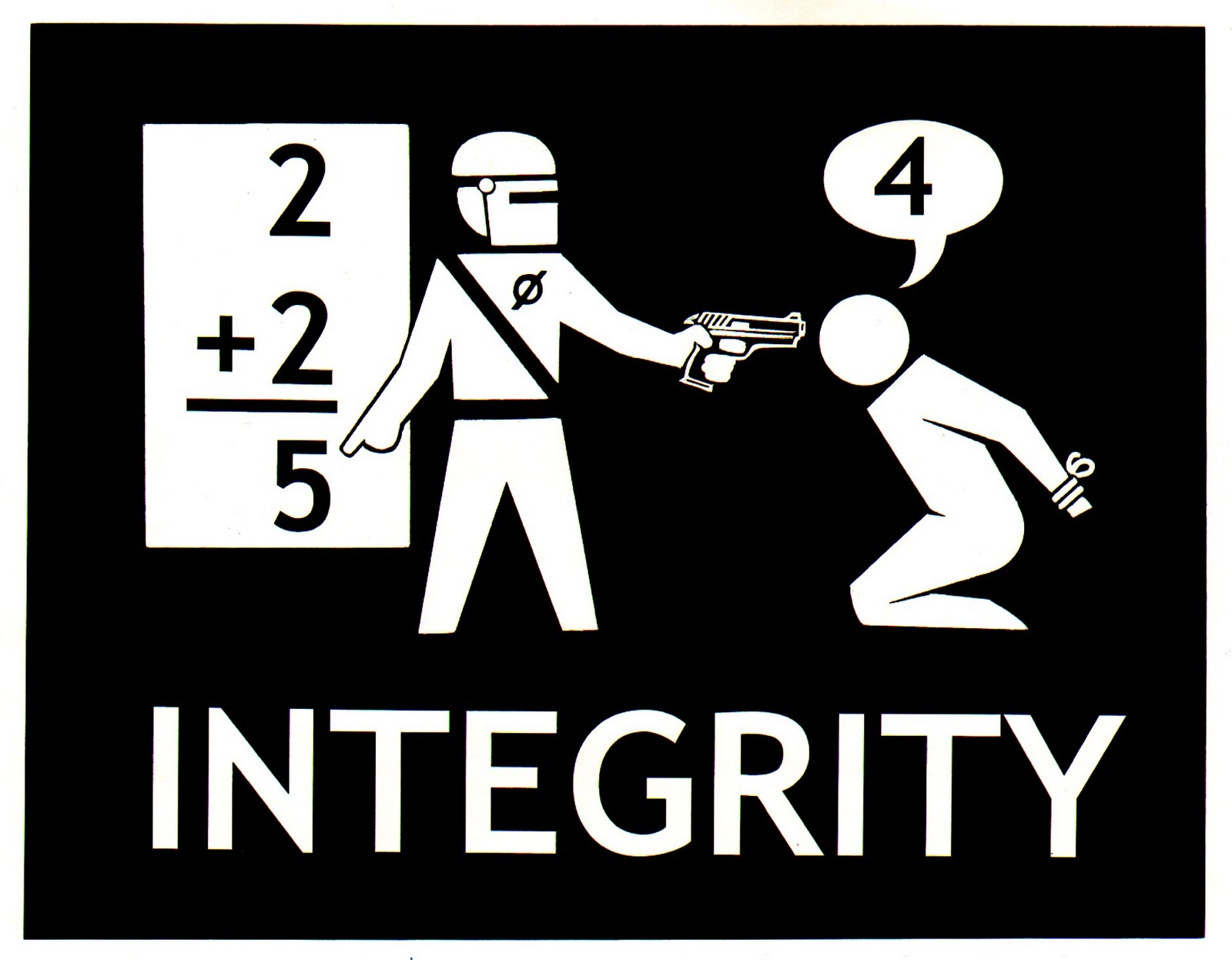 One Day At A Time: Are You a Person Of Integrity?
