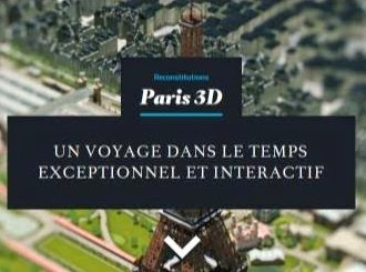 Paris en 3D