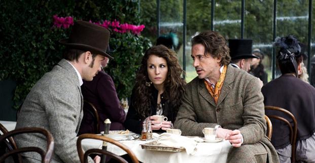 Sherlock Holmes 2 Trò Chơi Bóng Tối