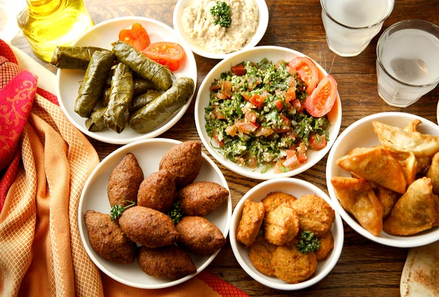 Celebrating lebanese cuisine lebanese recipes for Authentic lebanese cuisine