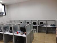 furniture kantor semarang - meja sekat kantor 07