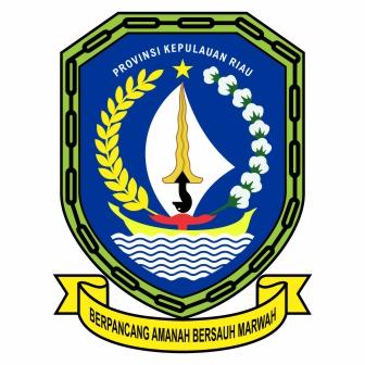 Logo Provinsi Kepulauan Riau-Vector Coreldraw