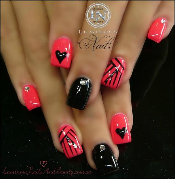 creative nail design - pccala