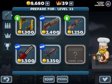 Download Bloody Harry MOD APK + Unlimited Gold Coins