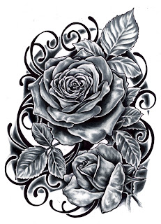 Tatto Designer on Tattoos Fonts Ideas Designs Pictures Images  Black Rose Tattoo Designs