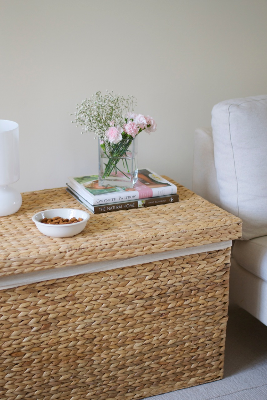 The Indoor Wicker Furniture Masterpieces To Adorn Your Home. Lunch U0026 Latte:  My Natural Rattan Storage Trunk