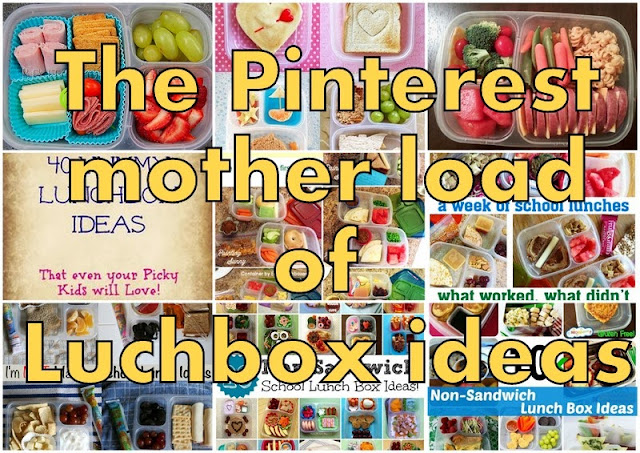 <lunchbox ideas> <my country girl ramblings>