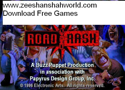 game road rash 2011 free