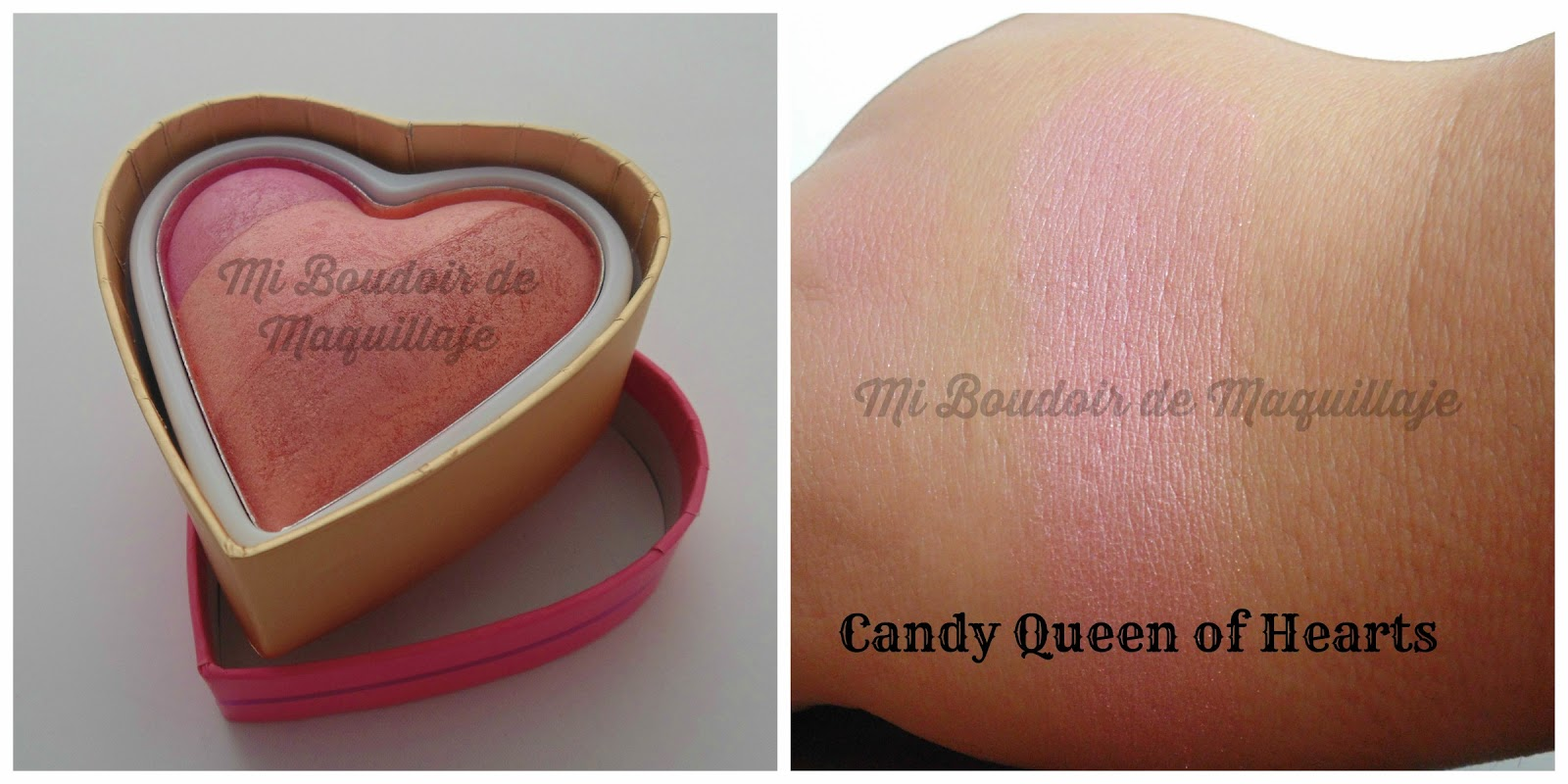 Candy Queen Of Hearts I Love Make Up