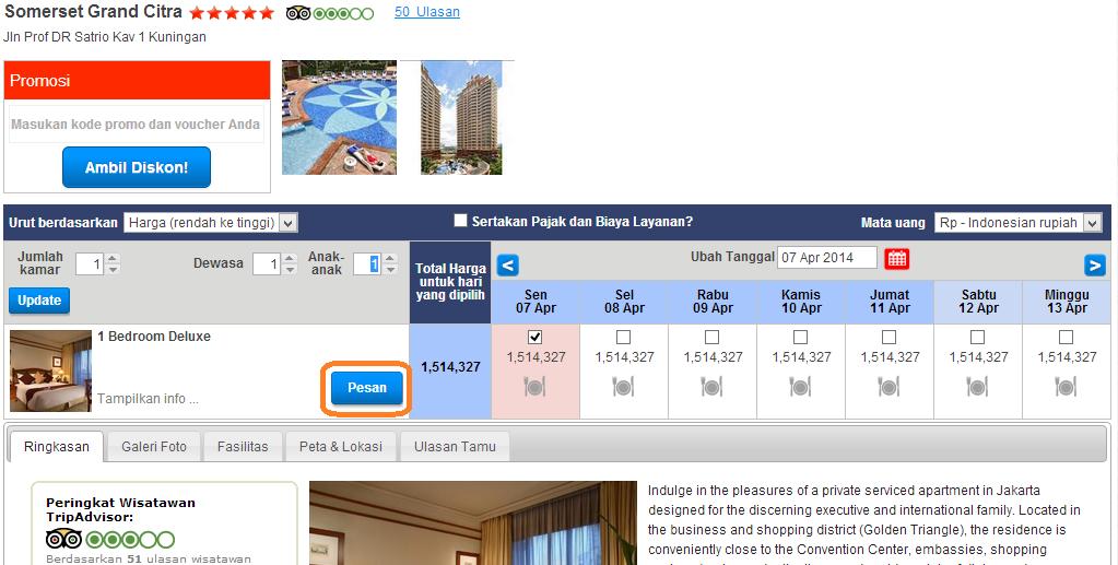 hotel murah di jakarta goindonesia.com