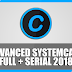 Advanced SystemCare PRO v11.2 + Serial