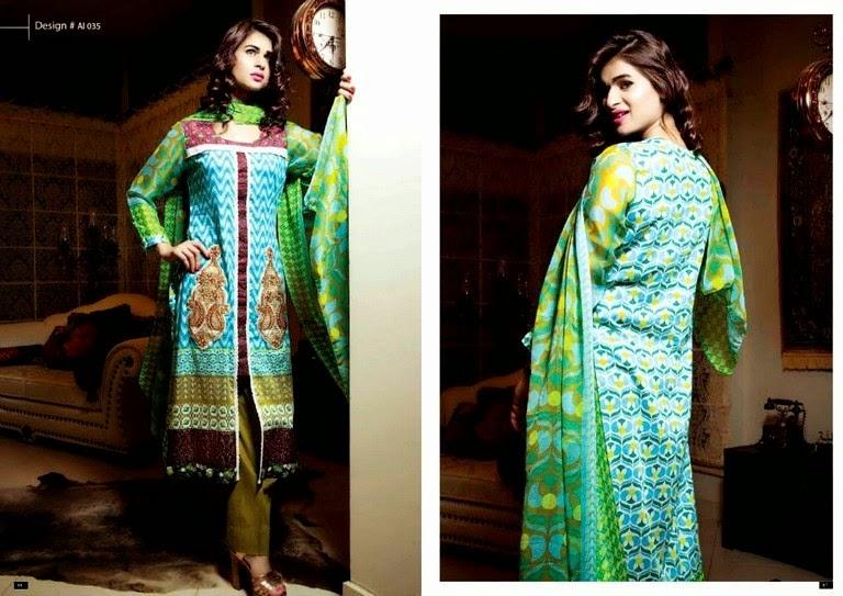 Amna Ismail Summer Dresses
