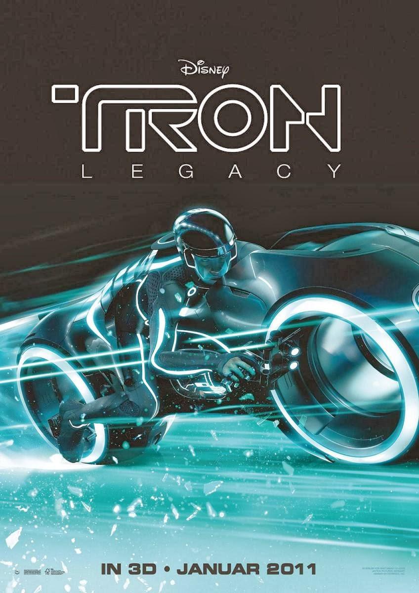 TRON: Legacy 3D SBS Latino 2010