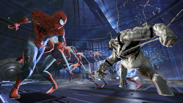 SpiderMan Edge of Time for Xbox 360  GameStop