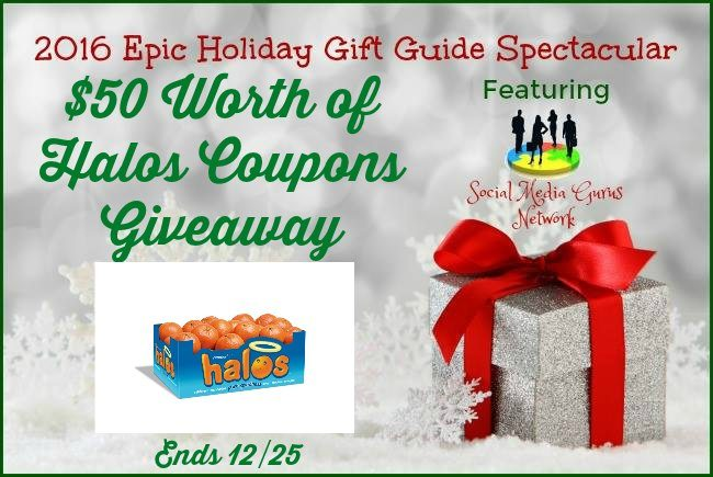 $50 Halos Coupons Giveaway