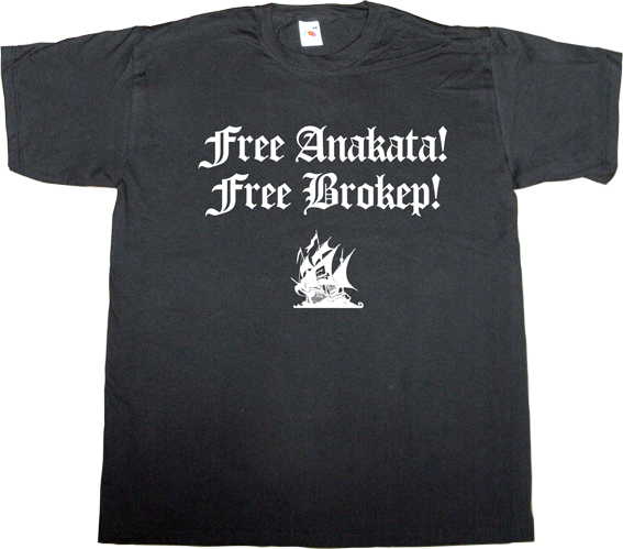 freedom peer to peer p2p the pirate bay useless Politics useless lawyers useless lawsuits useless copyright t-shirt ephemeral-t-shirts
