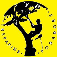 Trepapins, Poda de árboles y palmeras