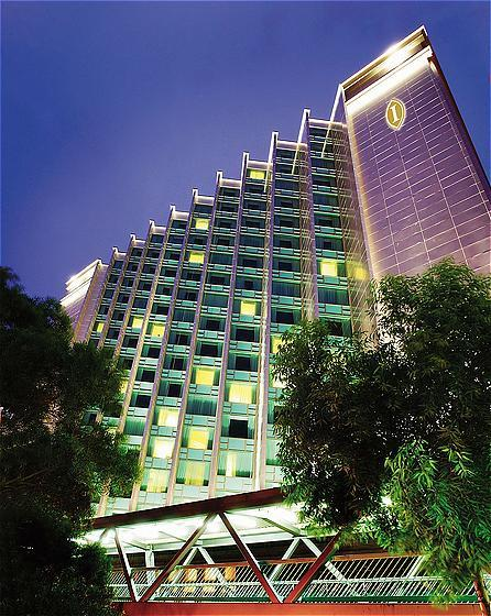InterContinental Grand Stanford Hotel Hong Kong