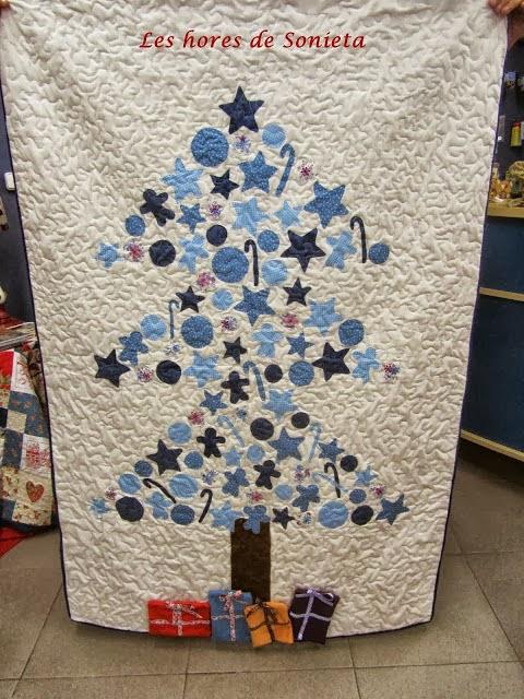 Sal árbol de navidad