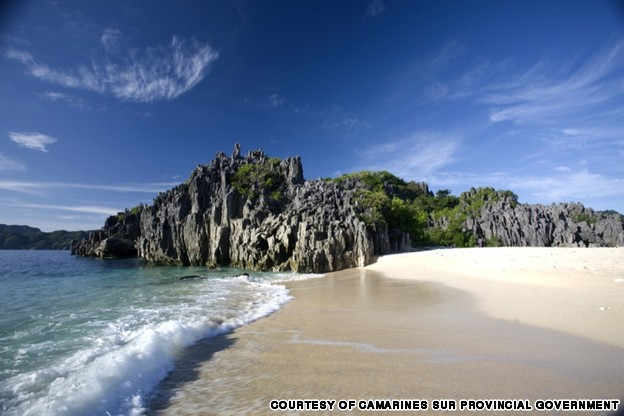 Beautiful Scenery in the Philippines