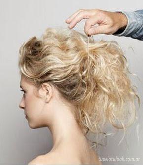 peinados 2014 con ondas paso a paso