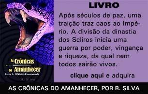 LIVRO: AS CRÔNICAS DO AMANHECER