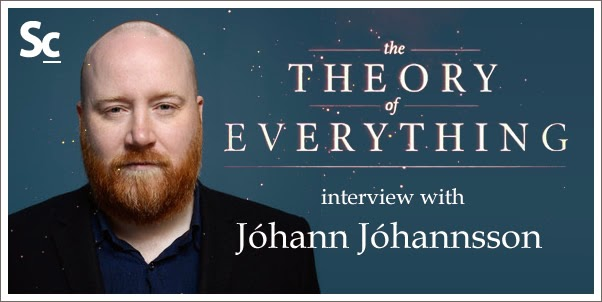 SoundCast Interview: Jóhann Jóhannsson (The Theory of Everything)