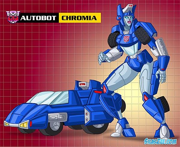 autobot chromia
