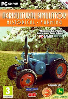 Agricultural Simulator Historical Farming