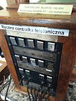 Ręczna centralka telefoniczna