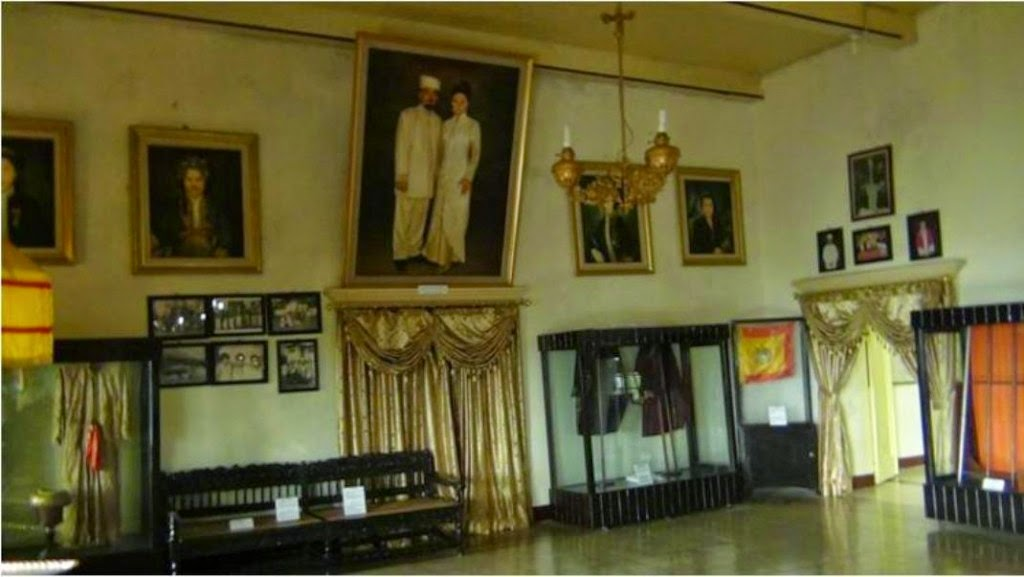 Museum Kedaton Ternate | go for a walk