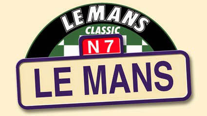 La Nationale 7 au Mans Classic
