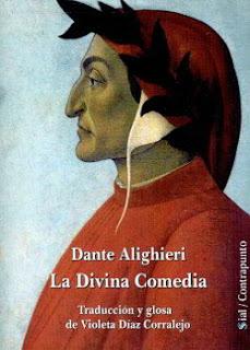 Portada del libro la divina comedia descargar pdf gratis