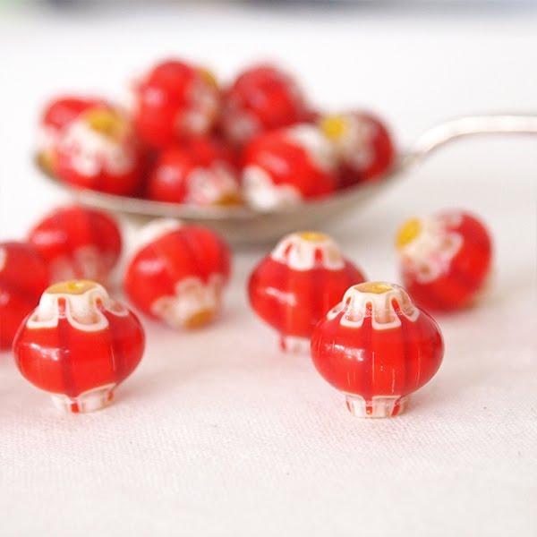 Lantern Beads
