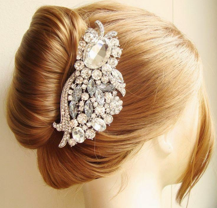 Hair Accessories For Woman's Bridal