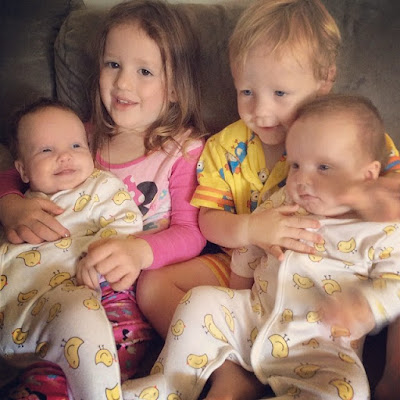 Image: Gold Coast Mum.com With 4 children aged 3 and under, we had three in nappies at the same time.