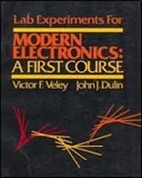Lab Experiment For Modern Electronics: A First Course