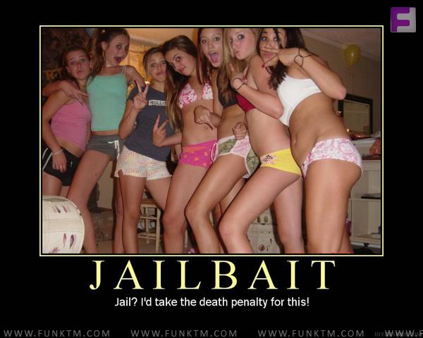 Jailbait Demotivationals (17 Pics)