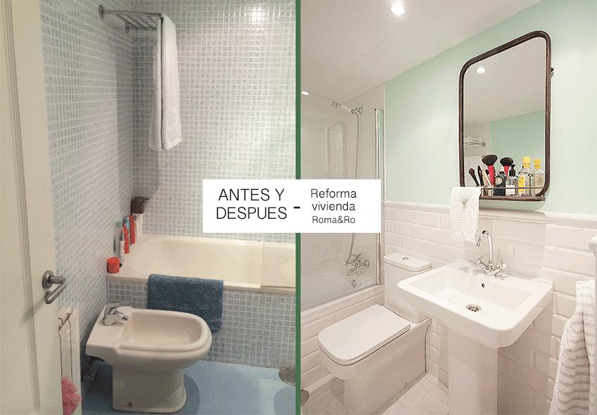 Baño Pequeno Vintage:Baños pequeños