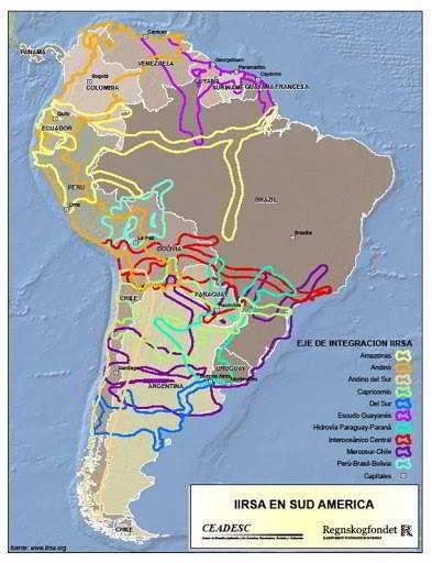 jacques lambert america latina mapas - photo#24