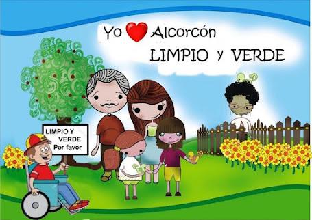 ALCORCON LIMPIA Y VERDE