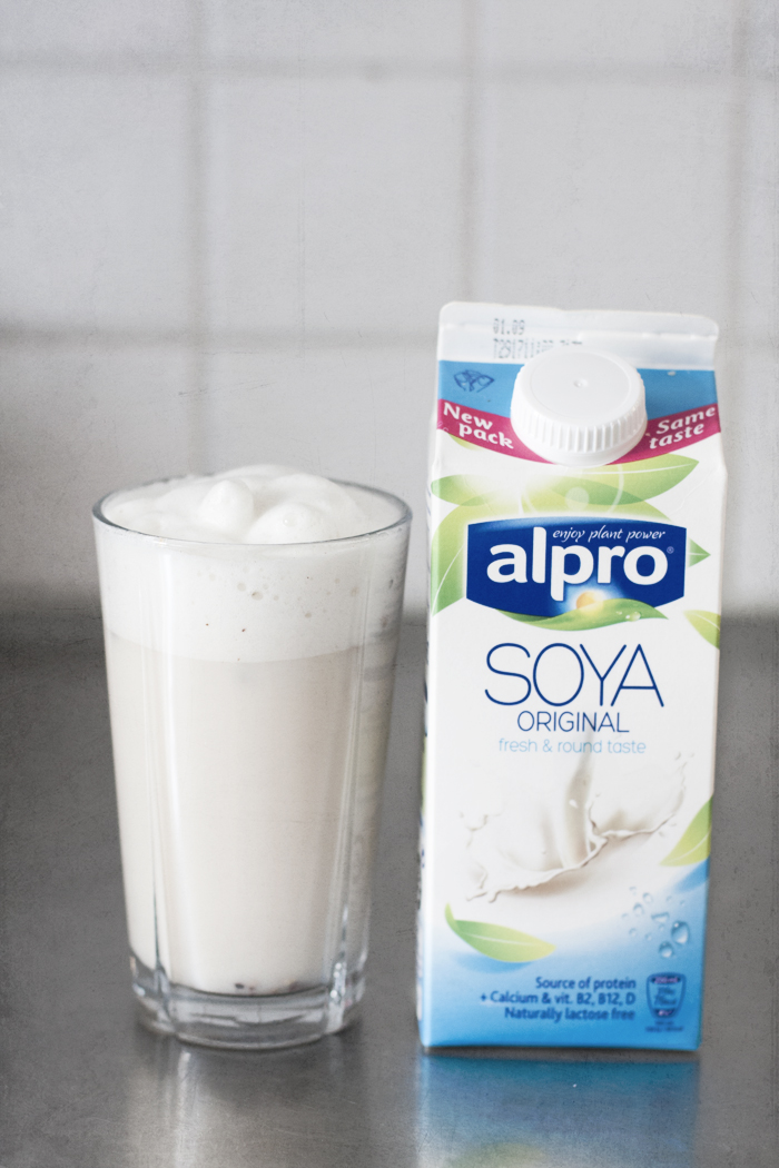 Sojamjölk utan socker