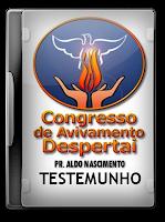 Testemunho do Pastor Aldo Nascimento - Ex bruxo