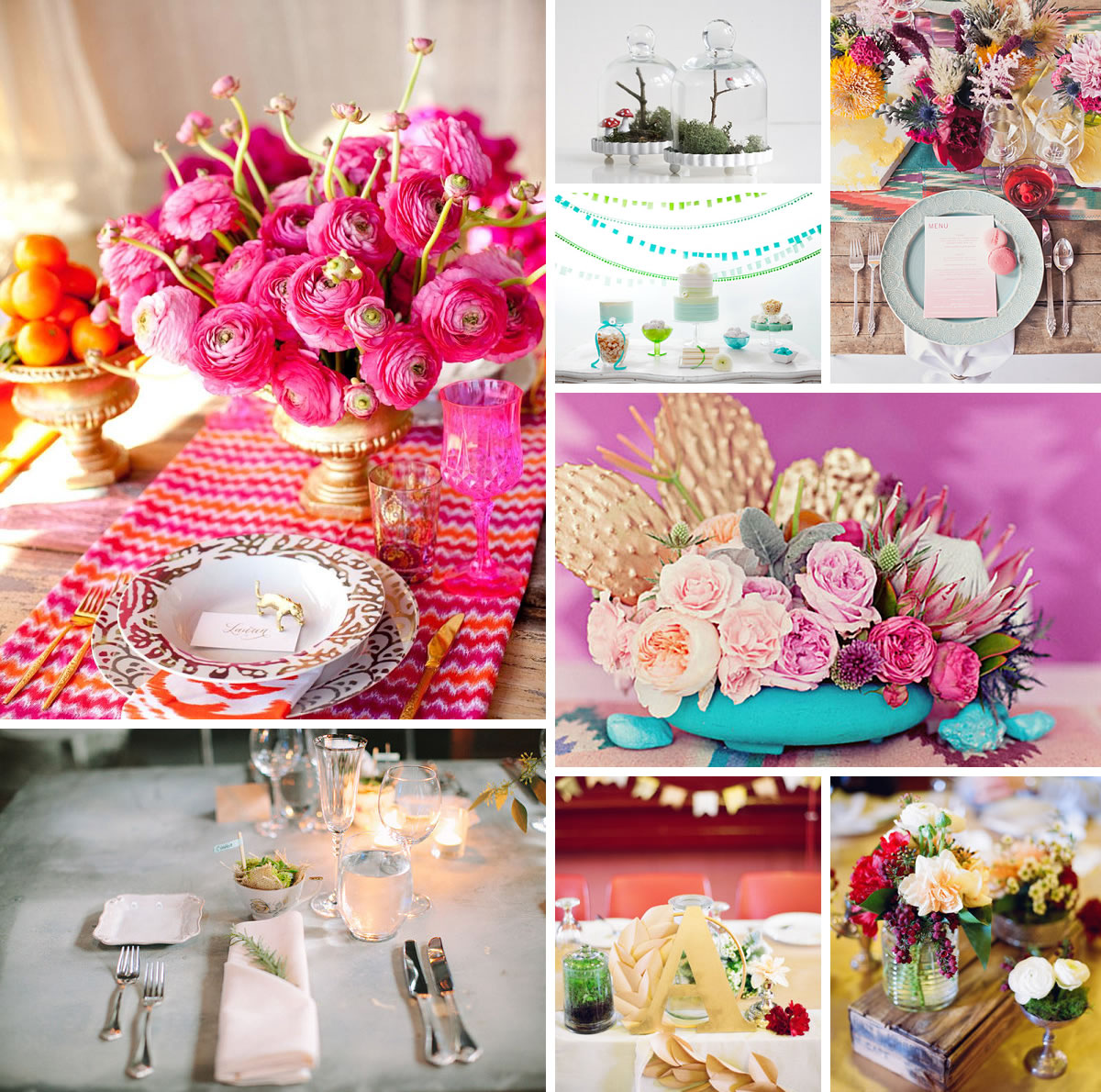 Dekorasi+meja+pernikahan Dekorasi meja pernikahan