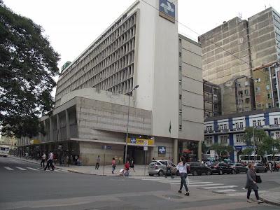 correios em Porto Alegre