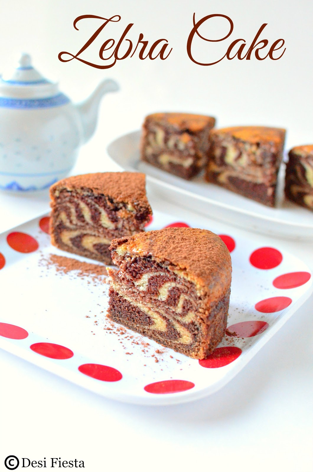 Cakes and pastries recipe