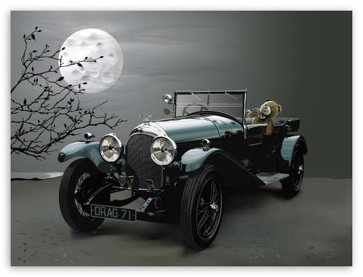vintage car wallpaper  Cool Car Wallpapers