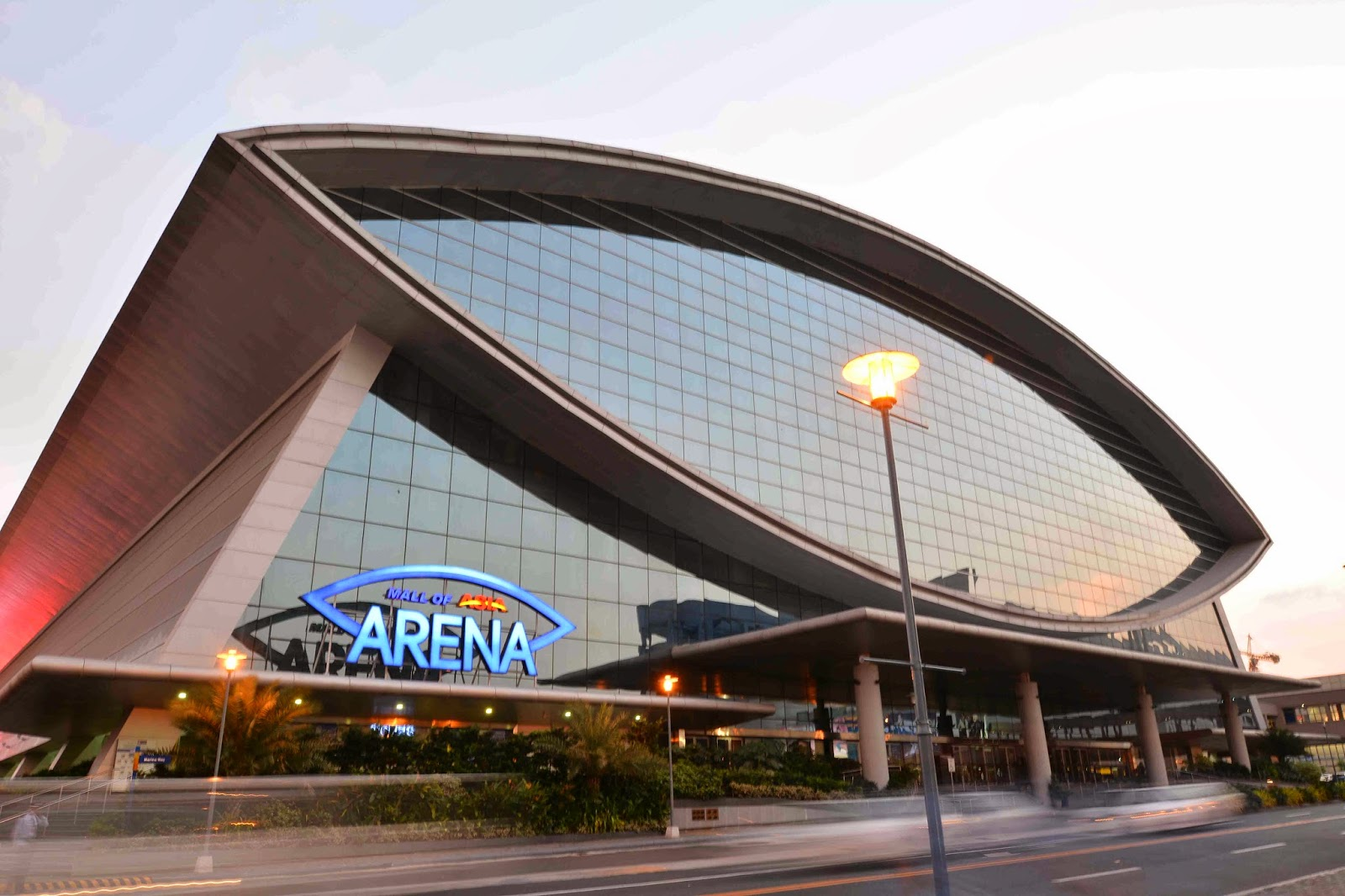 Mall of Asia Arena - Wikipedia
