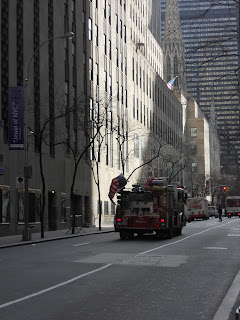 Firetruck New York City