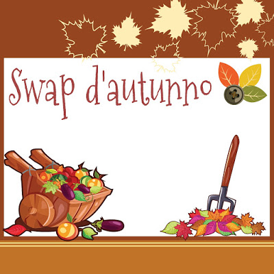 Swap d'autunno - Le creazioni di Ivy